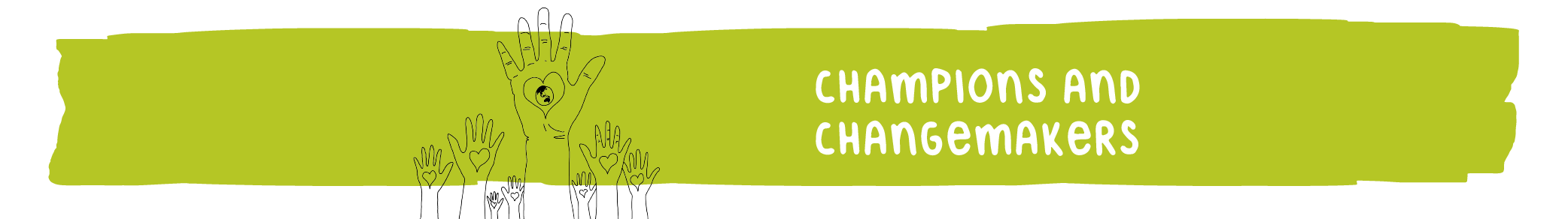 Changemaker Champions